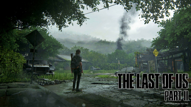 The Last of Us 2 - Одни из нас 2 на ПК. Дата выхода